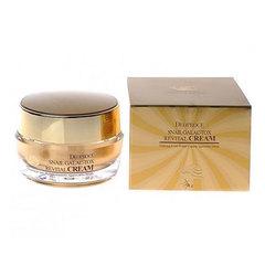 Deoproce Snail Galac-Tox Revital Cream - Антивозрастной крем для лица с экстрактом улитки и дрожжевых грибов