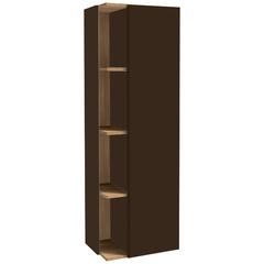 Шкаф-пенал Jacob Delafon TERRACE EB1179D-N23 50 см, ледяной коричневый