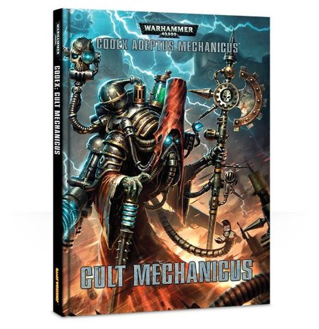 Codex: Cult Mechanicus. Кодекс