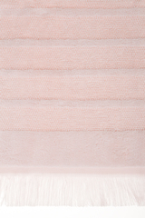 Полотенце 100х150 Devilla Mousse персиковое
