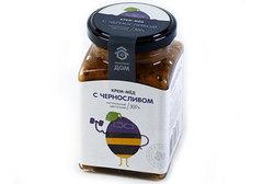 Крем-мёд с черносливом, 300г