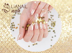 Гель-лак Wish Nude shine