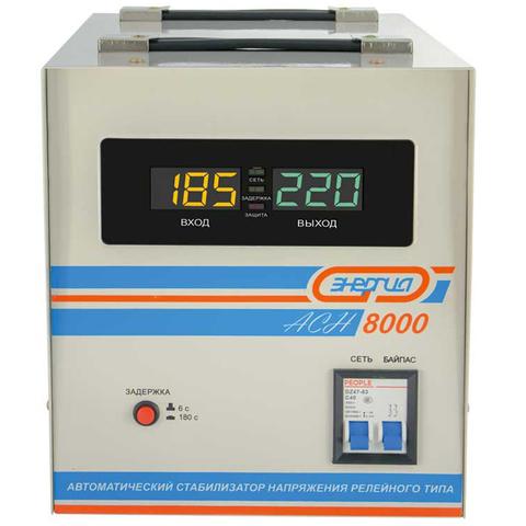Стабилизатор АСН-8000 Энергия