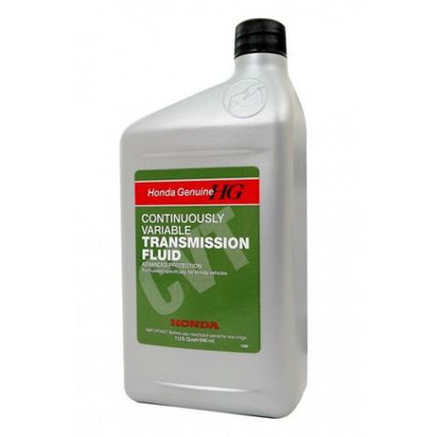 HONDA CVT FLUID Жидкость трансмиссионная АКПП вариаторного типа (пластик/США)