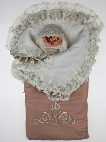 Конверт для новорожденных Версаль премиум