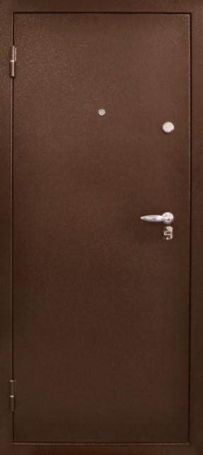 металлические входные двери медные