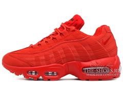 Кроссовки Женские Nike Air Max 95 All Red