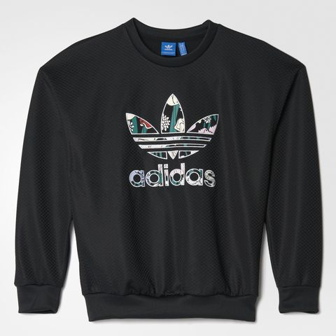 Свитшот женский adidas ORIGINALS TRF SWEATSHIRT