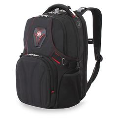 Рюкзак Wenger 15'', черный, 36х21х47 см, 35 л