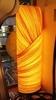 торшер Mino' floor  lamp by Ayala Serfaty for Aqua Creations ( yellow )