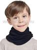 Детский баф с шерстью мериноса Norveg Монстр 7WBU-002 черный - Интернет-магазин