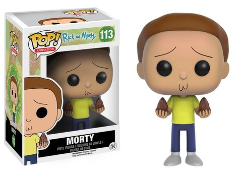 Фигурка Funko POP! Vinyl: Rick  Morty: Morty 9016
