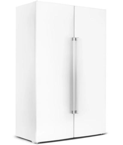 Холодильник side-by-side Vestfrost VF 395-1 SBW