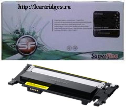 Картридж SuperFine SF-CLT-Y406S