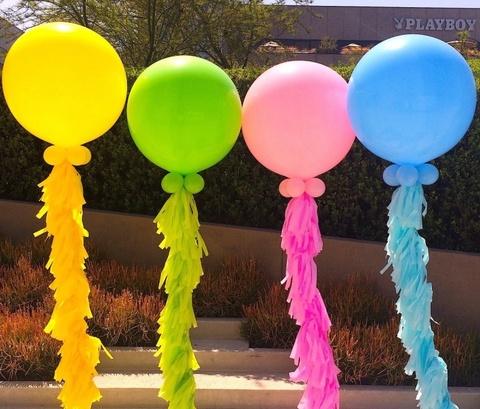 Гирлянда Тассел для шаров
