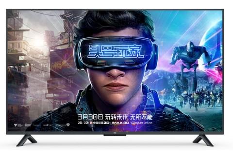 """Телевизор Xiaomi Mi TV 4S 65"""" T2 (2020) RU"""
