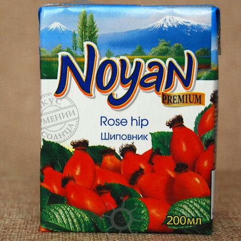 Напиток шиповника Ноян, 0,2л