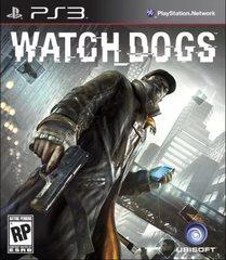 ИГРА PS3 Watch_Dogs.Спец изд RU