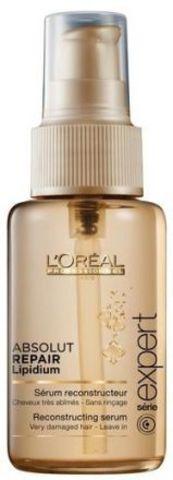 Сыворотка для мгновенного восстановления очень поврежденных волос,Loreal Absolut Repair Lipidium,50 мл.