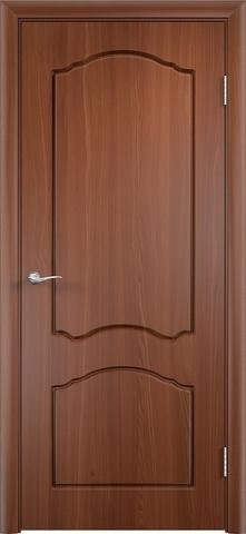 Дверь Верда Лидия, цвет итальянский орех, глухая
