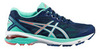 Женская беговая обувь GT-1000 5 T6A8N 5893 синий-бирюза - фото, размеры Асикс, технологии, цена