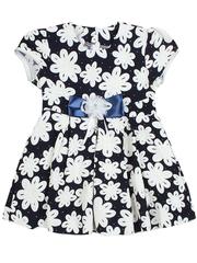 16222 платье детское, темно-синее