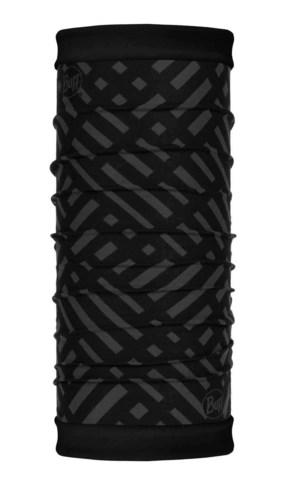Шарф-труба с флисом двухсторонний Buff Polar Reversible Platinum Graphite