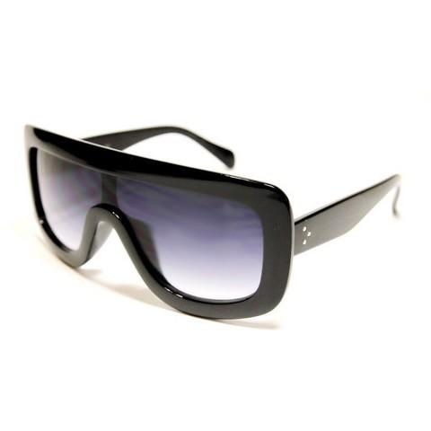 Солнцезащитные очки 101001s Черные - фото