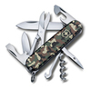 Нож перочинный Victorinox Climber 91мм 14 функций камуфляж (1.3703.94) нож перочинный victorinox swisschamp 1 6794 69 91мм 29 функций твердая древесина