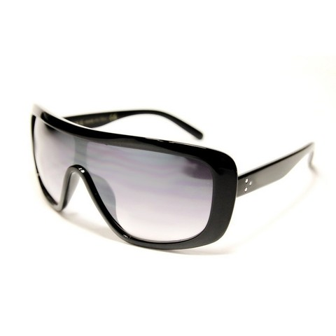 Солнцезащитные очки 102001s Черные - фото