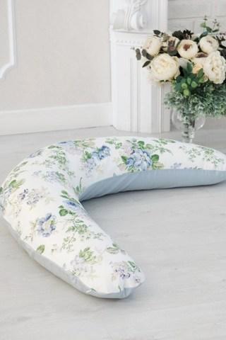 Подушка для беременных С-образная (Полиэфирное микроволокно премиум) 190 см