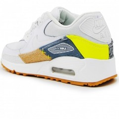 Женские Nike Air Max 90 White Seven Color