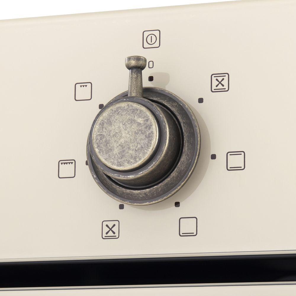 Электрический независимый духовой шкаф Maunfeld EOEF516RIB