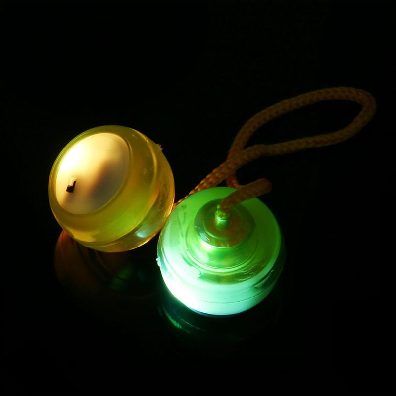 Thumb Chucks Yo-Yo (Йо-Йо) желтый - Спиннеры, артикул: 866999