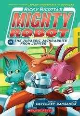 Ricotta's Mighty Robot vs the Jurassic Jack Rabbits from Jupiter