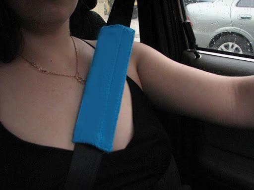Накладки на ремень безопасности AUDI