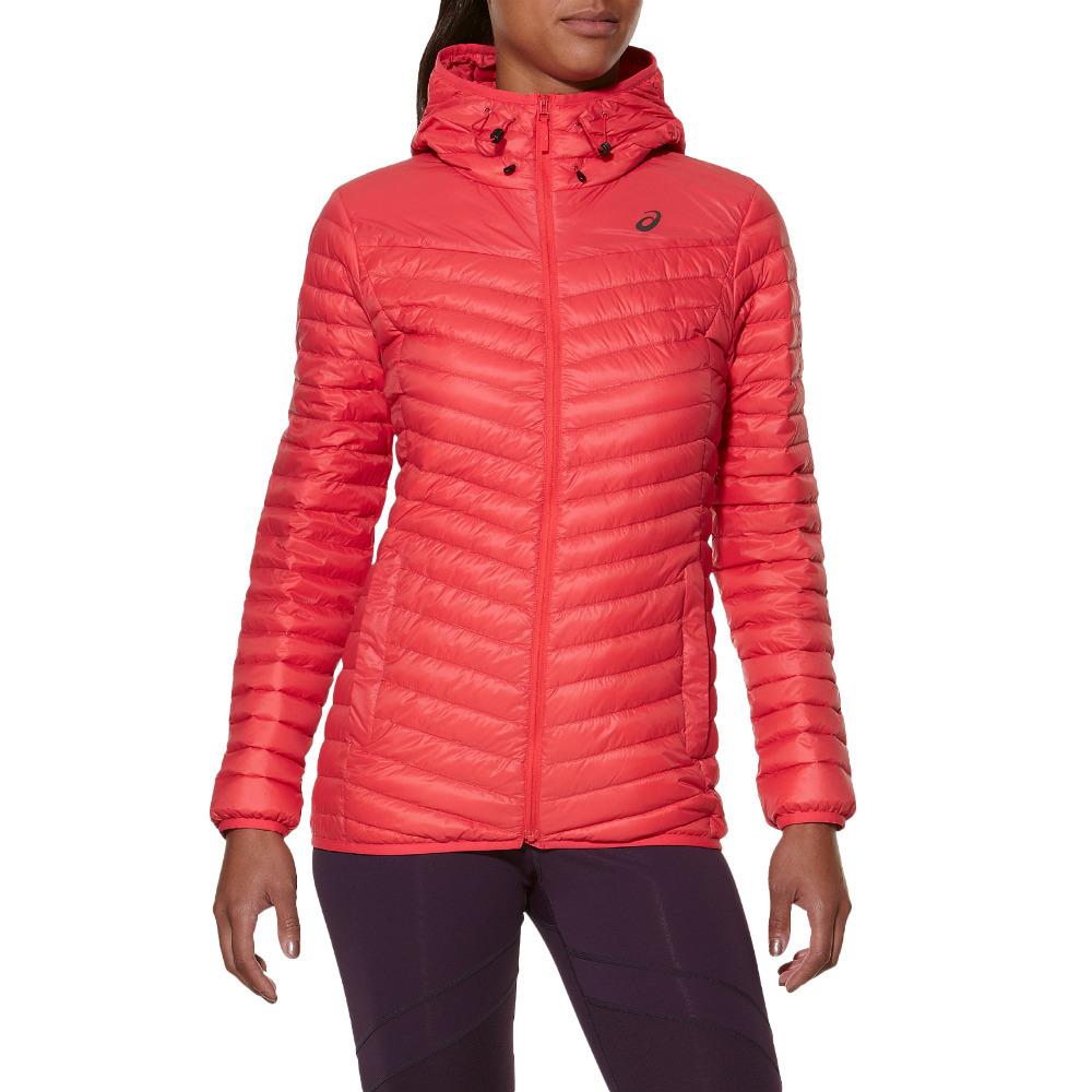 Женская утепленная куртка Asics Med Fill Jacket (125802 0677)  фото