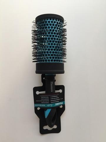 Florans 9809-CK Брашинг для волос с нейлоновой щетиной D-45мм