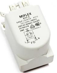 Сетевой фильтр MIFLEX X17-3 для стиральной машины Hansa 8017534