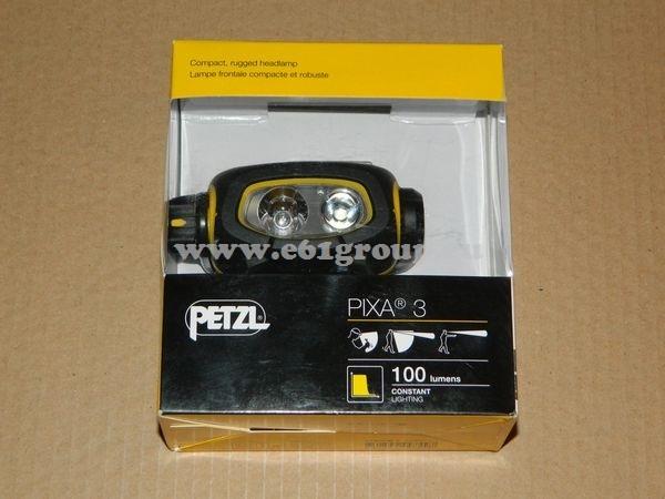 светодиодный фонарь Petzl PIXA 3 отзывы