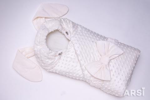 ARSI Одеяло c капюшоном демисезонное Зая
