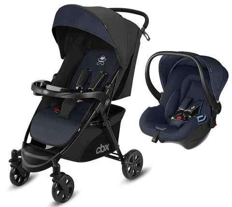 Коляска 2 в 1 CBX Woya Travel System