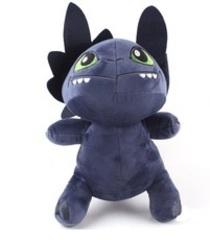 Как приручить дракона 2  игрушка дракон Беззубик из мультфильма