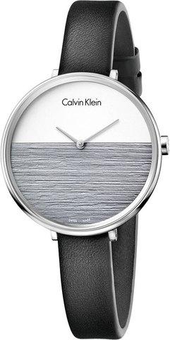 Купить Женские швейцарские часы Calvin Klein K7A231C3 по доступной цене