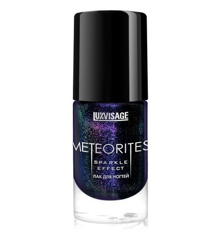 LuxVisage Meteorites Лак для ногтей тон 608 (Млечный Путь) 9г