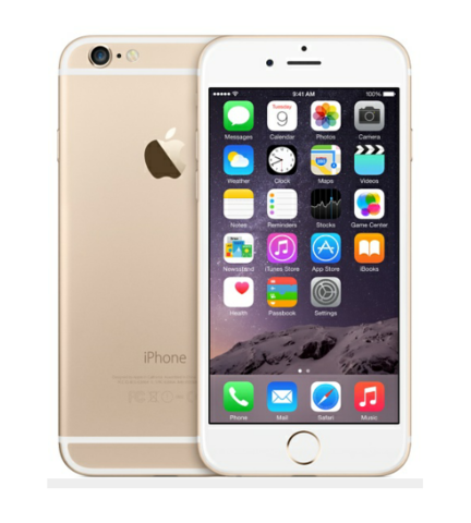 Apple iPhone 6 Gold 64GB