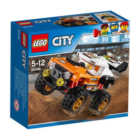 LEGO City: Внедорожник каскадера 60146 — Stunt Truck
