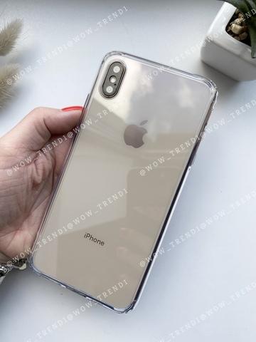 Чехол iPhone XS Max Simple pure /transparent/ 445