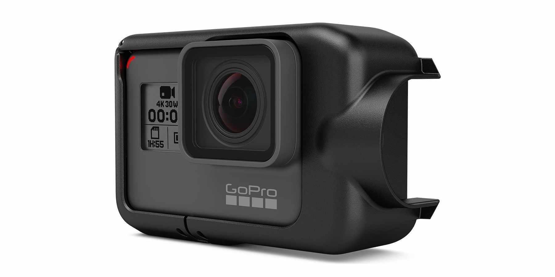 Крепление-рамка GoPro Karma Harness для HERO5/HERO6 (AGFAU-001) с камерой