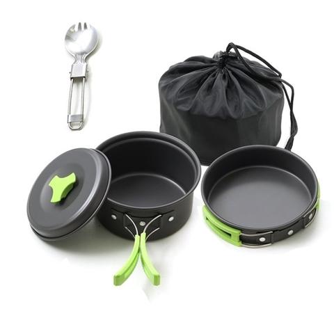 Туристический набор посуды Cooking Set DS-200